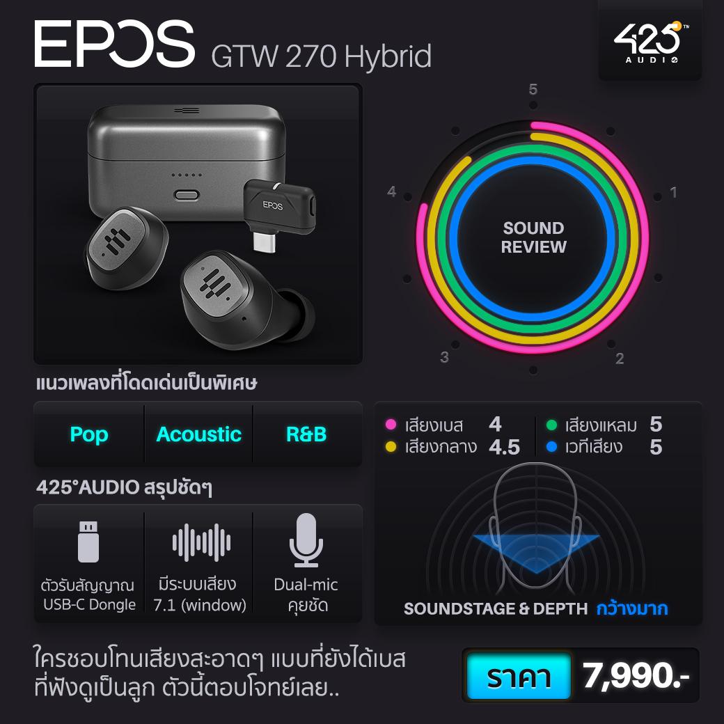 หูฟังเสียงดี,หูฟัง true wireless,music lover,audiophile,sony,earfun,rha,soundpeats,epos,razer,เบสหนัก,tonal balance