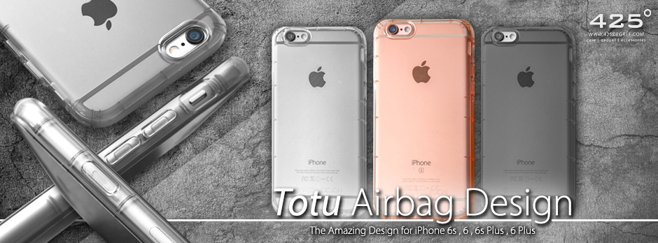 totu airbag เคส iphone 6s plus