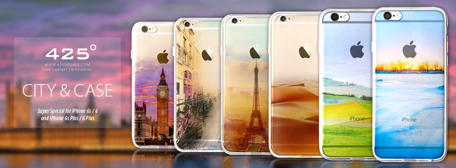 city เคส iPhone 6s plus